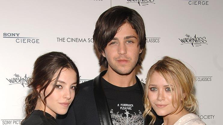 The Wackness Premiere 2008 Olivia Thirlby Josh Peck Mary Kate Olsen