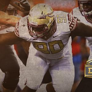 Ultimate Florida State Eddie Goldman NFL Draft Highlight Reel