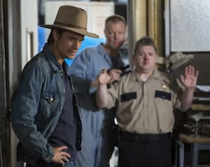 Justified: Raylan and Boyd's Falling Out, Winona's Whereabouts and More Scoopy Bits