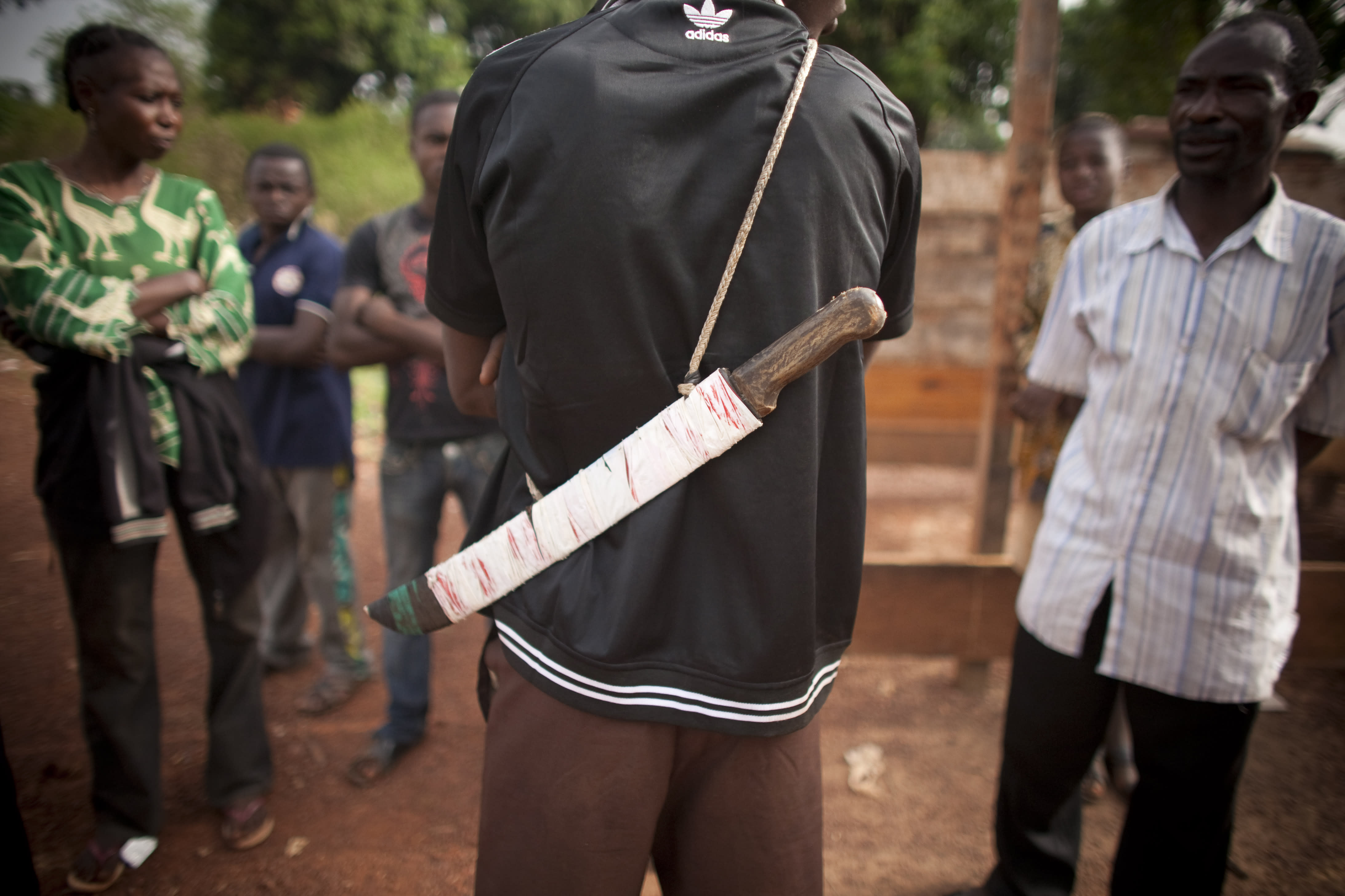 At least 20 killed in Central Africa clashes: police