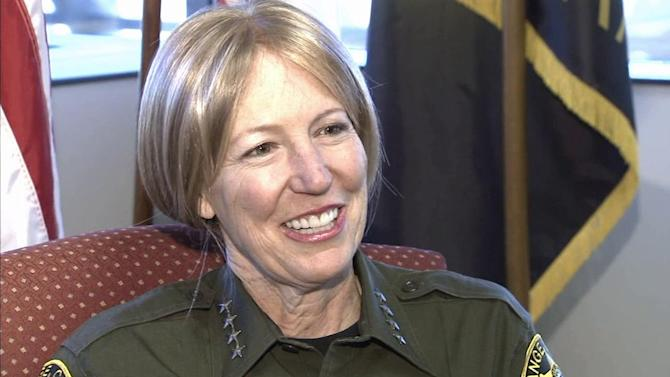 OC sheriff talks about breast cancer fight