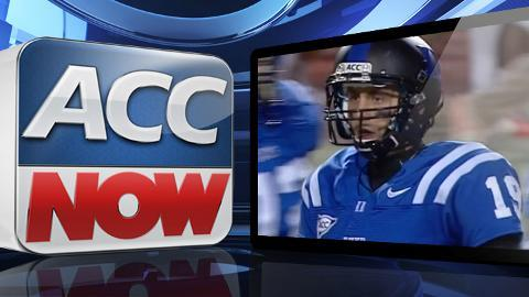 Duke's Renfree Wins Scholar Athlete Award - ACC NOW