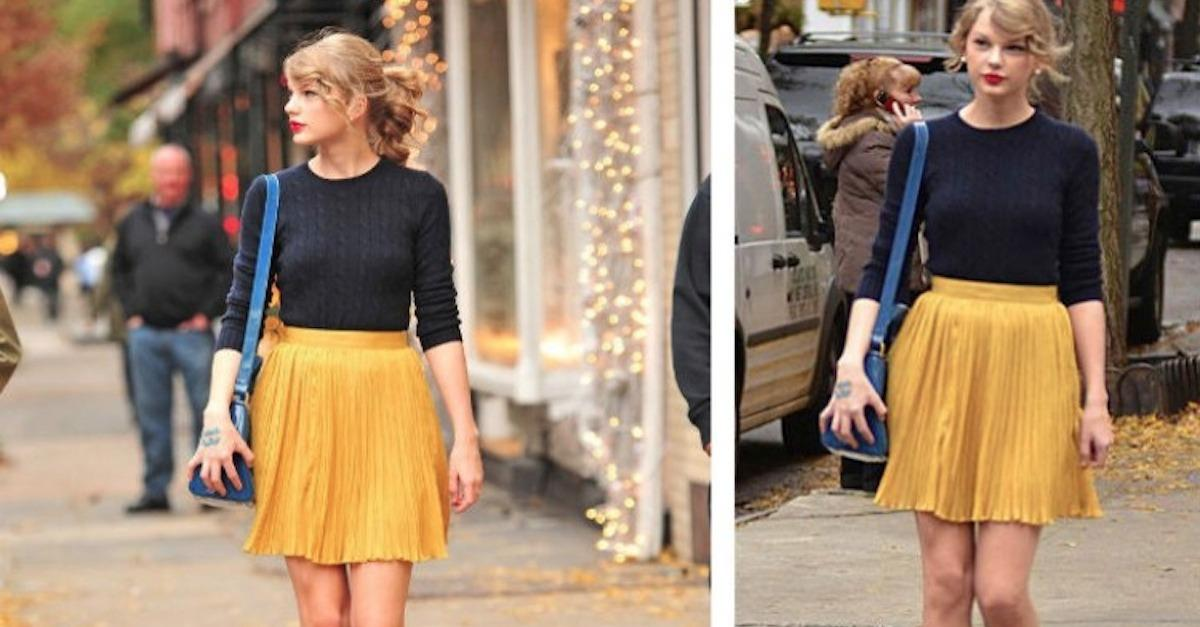 15 Times Taylor Swift Proved She Is A Style Icon