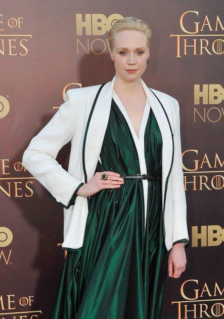 Gwendoline Christie Talks Brienne In 'Game Of Thrones': She 'Never Gives Up'