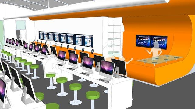 No-Book Library? BiblioTech Is Coming