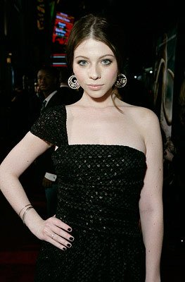 Michelle Trachtenberg at the Los Angeles premiere of Warner Bros. Pictures' 10,000 B.C.