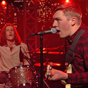 "Drenge: ""We Can Do What We Want"" - David Letterman"