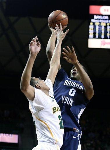 Baylor down early, rallies for 79-64 win over BYU