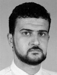 This file image, provided by the FBI, shows Abu Anas al-Libi on their wanted list, as seen on October 5, 2013