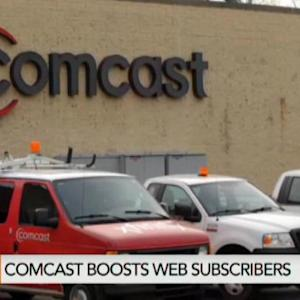 Comcast Internet Customer Growth Leads to Profit Beat