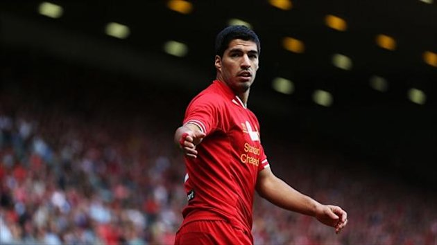 Luis Suarez is set to return to action for Liverpool