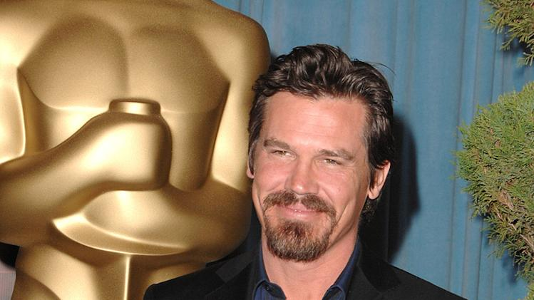 2009 Oscar Nominees Luncheon Josh Brolin