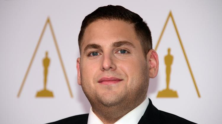 Academy Award nominee Jonah Hill