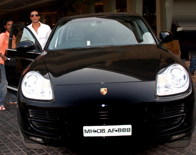 Bollywood Celebrity With Their Cars Funandcrazy