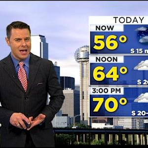 Scott Padgett's Early Weather Forecast