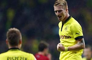 Frankfurt 3-3 Borussia Dortmund: Gotze strikes but champions lose ground in Bundesliga race