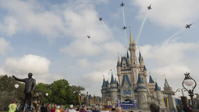 Disney Parks Becoming More Allergy Friendly