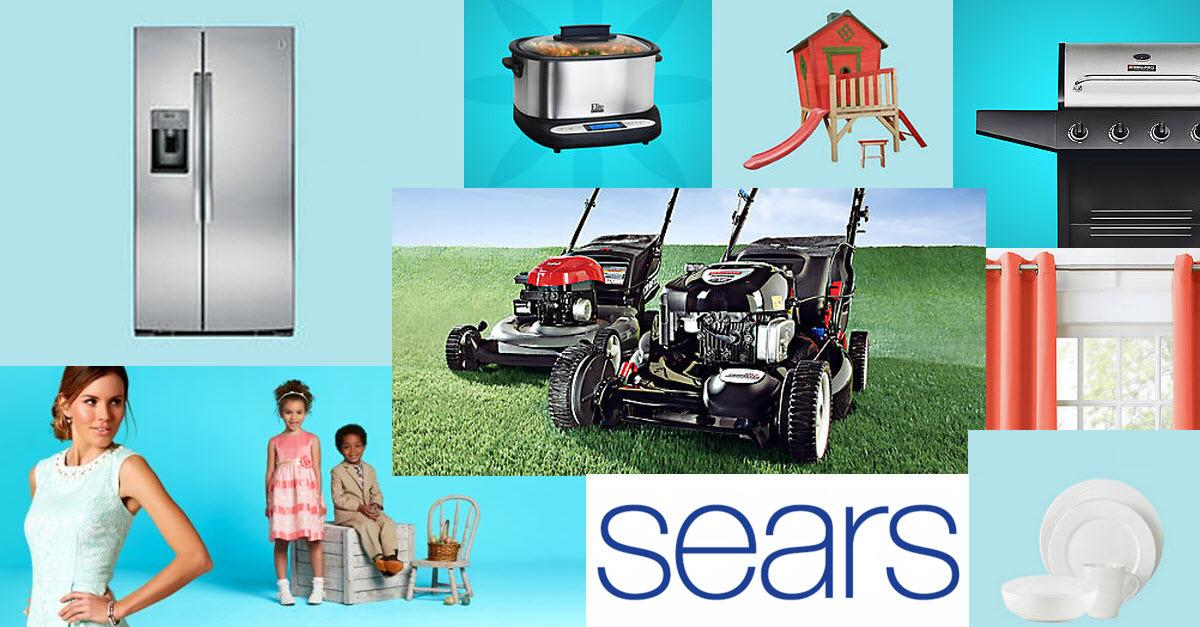 Shop Sales on Top Brands at Sears®