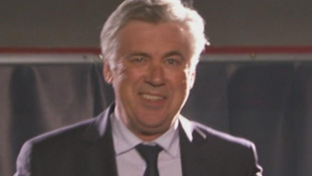 Carlo Ancelotti wants to leave PSG