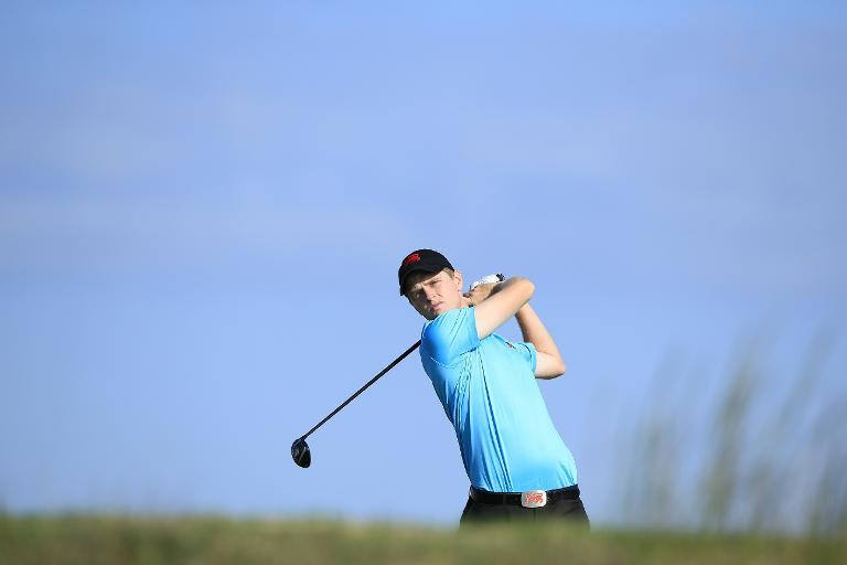 Ford, Phelan share Africa Open lead