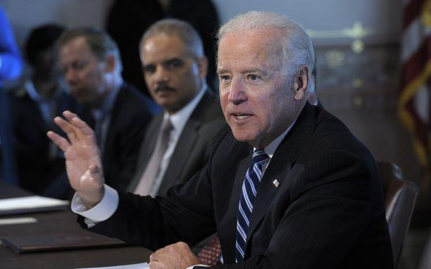 With Little Hope for NRA Meeting, Biden to Unveil Gun Proposals Next Tuesday