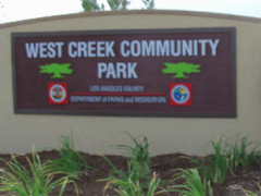 A man was arrested for assaulting a youth flag football referee at California's West Creek Park -- hometownstation.com