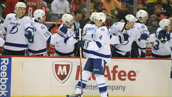 Tampa Bay Lightning v Washington Capitals