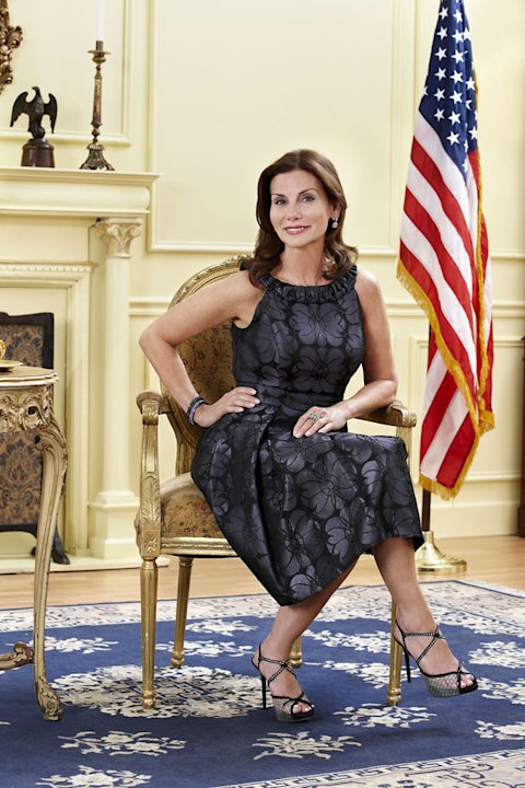 "Lynda Erkiletian in ""The Real Housewives of D.C."""