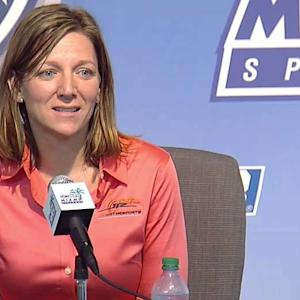 Kelly Earnhardt Miller: \x{2018}It's very exciting'