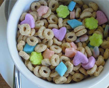 Very Lucky Charms Cereal