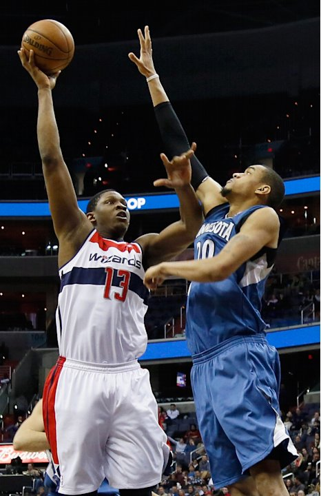 Minnesota Timberwolves v Washington Wizards