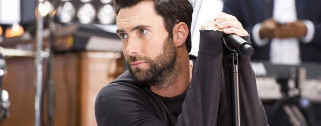 Adam Levine 'auditions' for 'The Voice'