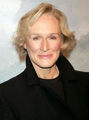 Glenn Close at the New York premiere of Universal Pictures' King Kong