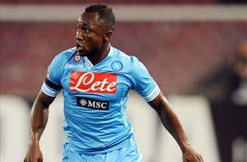 Benfica make enquiry for Napoli's Armero