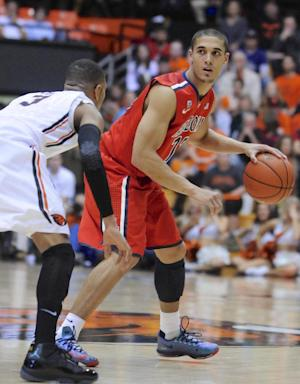 Arizona cleans up in Pac-12 men's hoops awards