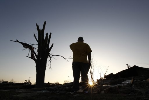 Dozens Killed in Tragic US Tornado Swarms