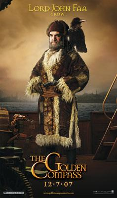 Jim Carter stars as John Faa in New Line Cinema's The Golden Compass