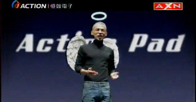 Steve Jobs brought back to life as an Android fan in Taiwanese ad      (Yahoo! News)