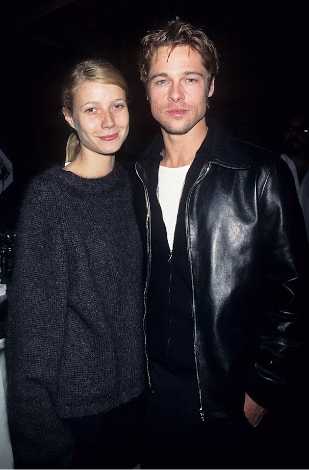 Bwyneth Paltrow, Brad Pit …