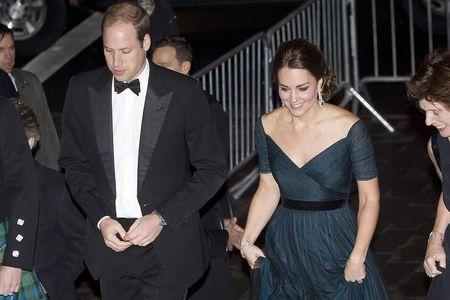 Silent glamour - after Diana, Kate reinvents the job of princess