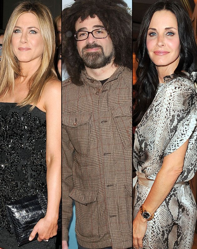 Jennifer Aniston /  Courteney …