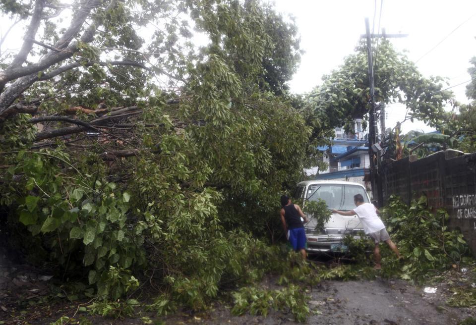 d7e36bb6a9e57e25420f6a7067004a05 - Typhoon Yolanda lashing: Images - Philippine Business News