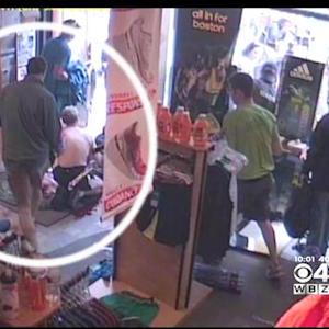 New Video Shows Panic Inside Marathon Sports After Bombing