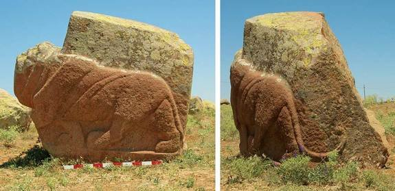 Patung Kuno Singa Yang Membuat Ilmuwan Heran [ www.BlogApaAja.com ]