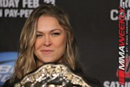 "Ronda Rousey Among Business Insider's ""50 Women Who Are Changing the World"""