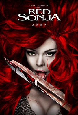 Rose McGowan stars in Nu Image/Millennium Films' Red Sonja