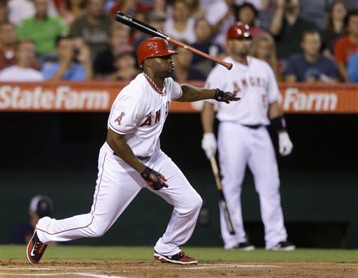 Angels beat Tigers 3-2 on Callaspo's RBI single