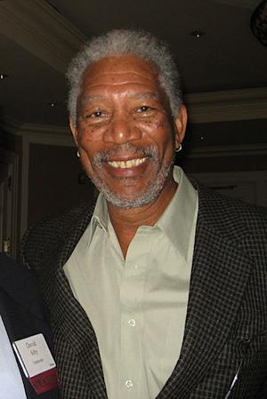 Morgan Freeman on 'The View': Talking Barack Obama, Bill Clinton, and Nelson Mandela