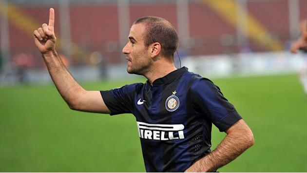 Serie A - Palacio set for new deal at Inter Milan