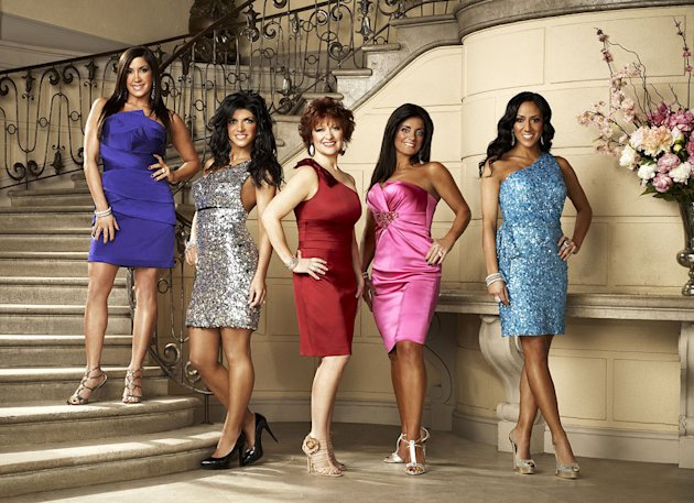 The cast of &quot;The Real Housewives of New Jersey.&quot; 